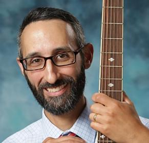Rabbi Allen Guitar