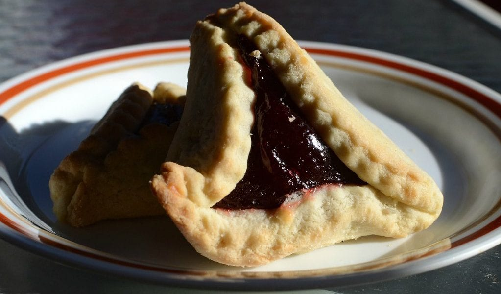 Community Hamantaschen Baking