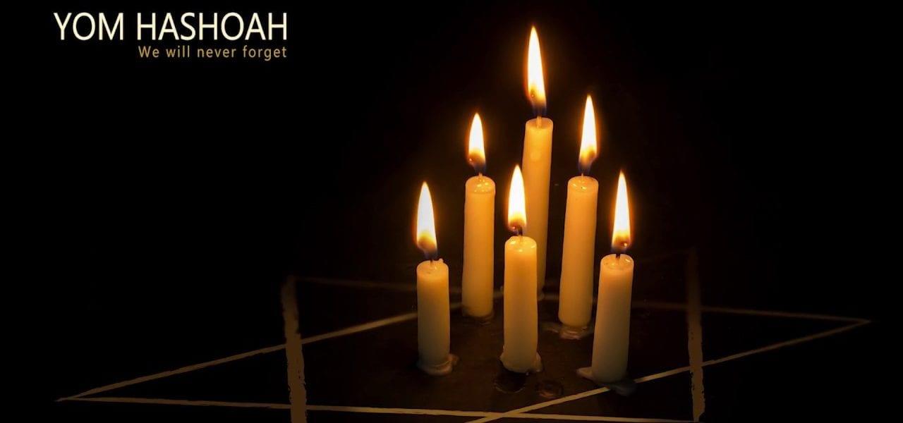 Yom Hashoah via Zoom