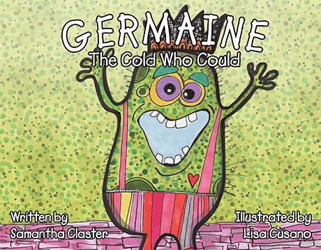 Early Childhood Center Book Reading - Germaine The Cold Who Could