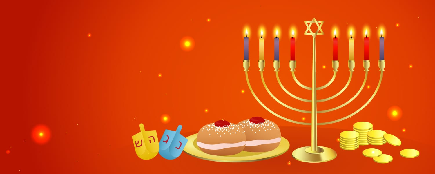Chanukah is The Holiday of Miracles!