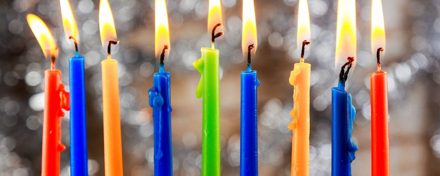 Early Childhood Center Chanukah Candle Lighting
