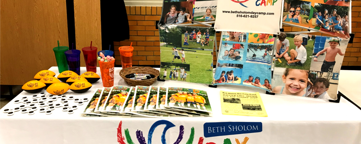 Beth Sholom Day Camp Open House