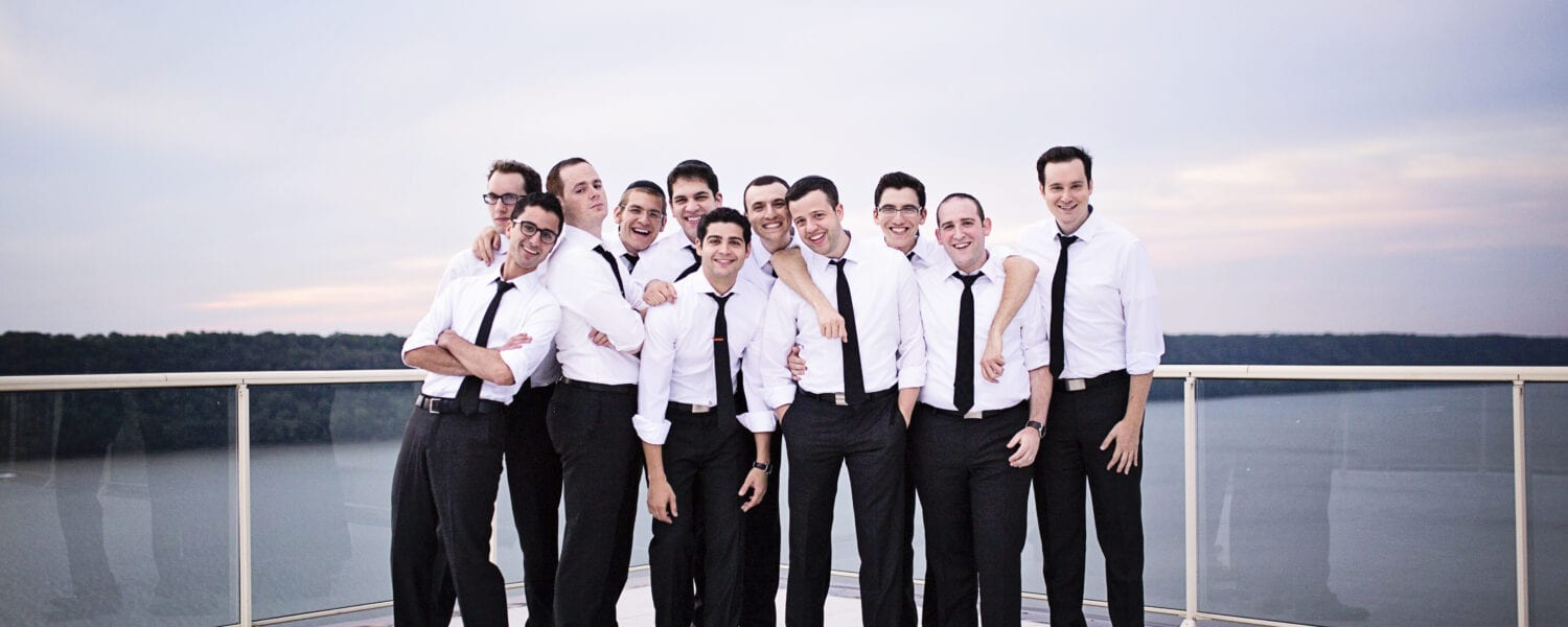 The Maccabeats are Coming!