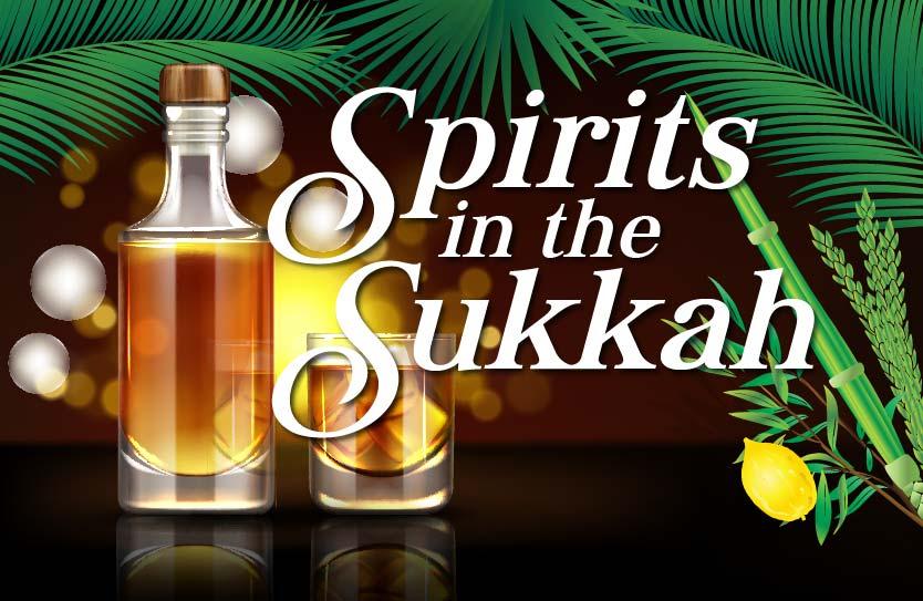 Spirits in the Sukkah